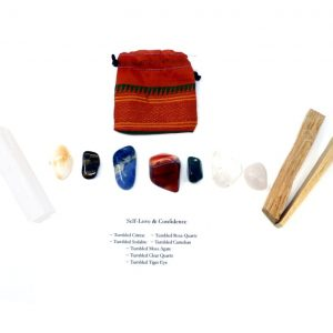 Crystal Kit ~ Self-Love & Confidence All Specialty Items acceptance