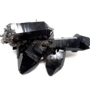 Smoky Quartz Cluster All Raw Crystals quartz