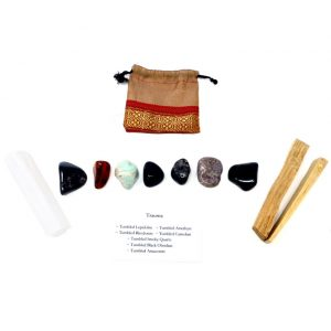 Crystal Kit ~ Trauma All Specialty Items amazonite