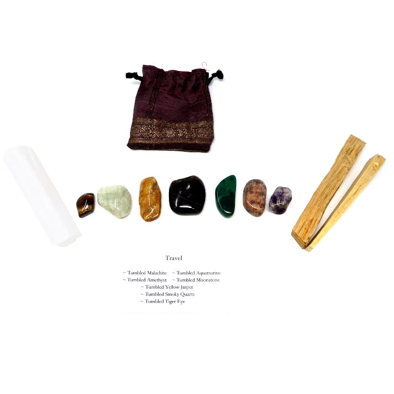 Crystal Kit ~ Travel All Specialty Items