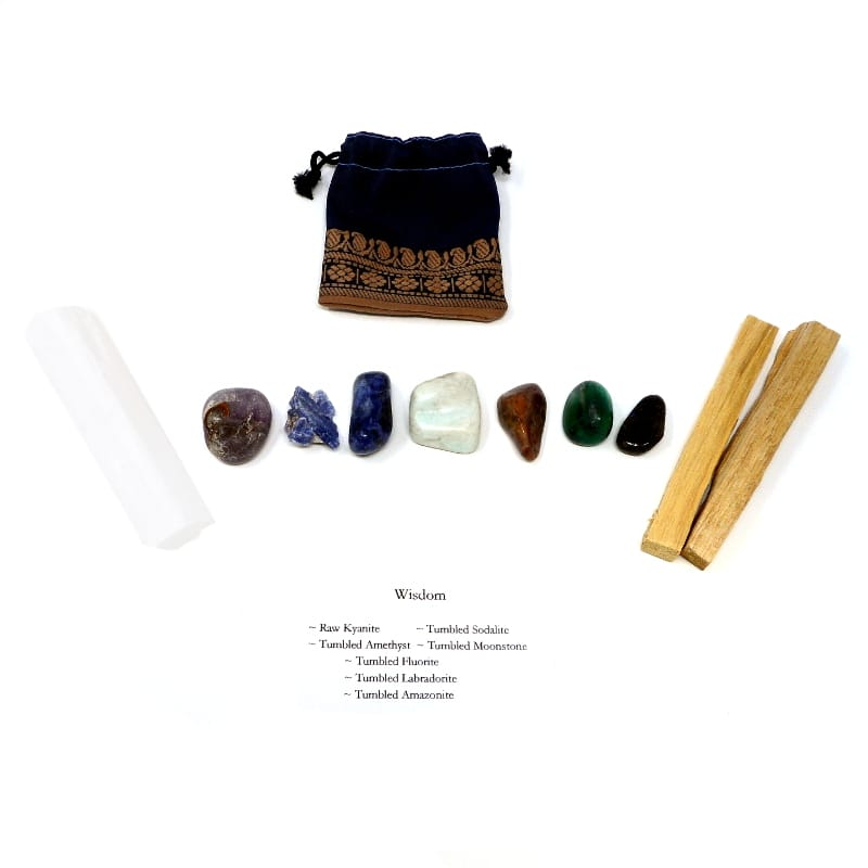 Crystal Kit ~ Wisdom All Specialty Items