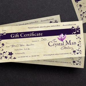 Gift Certificate $50 Beach Radio Auction