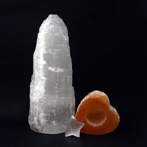 Selenite Basket Beach Radio Auction