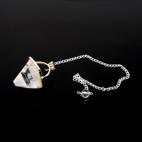 Apophyllite Tip Pendulum All Specialty Items