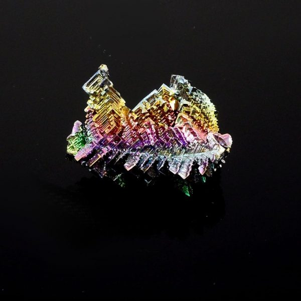 Bismuth, lab grown All Raw Crystals bismuth