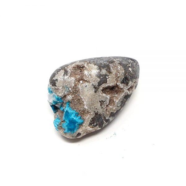 Cavansite Pebble All Raw Crystals cavansite