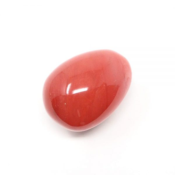 Quartz, Cherry Egg All Polished Crystals cherry quartz