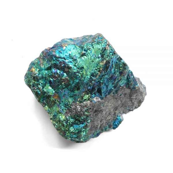 Peacock Ore – Blue/Green All Raw Crystals chalcopyrite