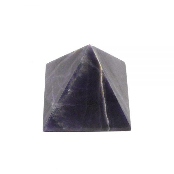 Purple Opaline Pyramid All Polished Crystals opaline