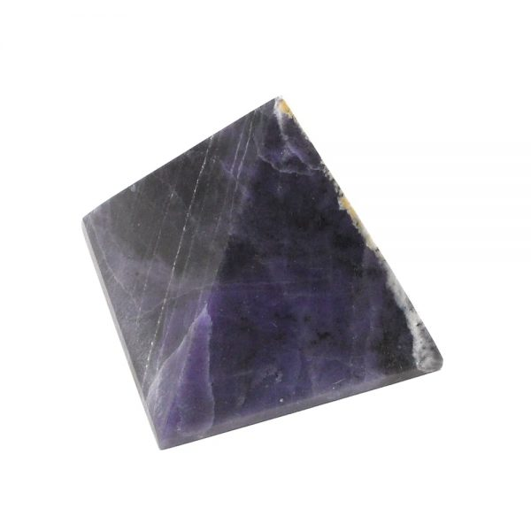 Purple Opaline Pyramid All Polished Crystals opaline