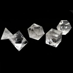 Clear Quartz Sacred Geometry Set All Specialty Items clear quartz