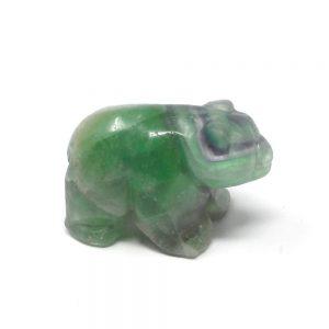 Fluorite Bear All Specialty Items bear