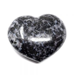Indigo Gabbro Heart New arrivals crystal heart