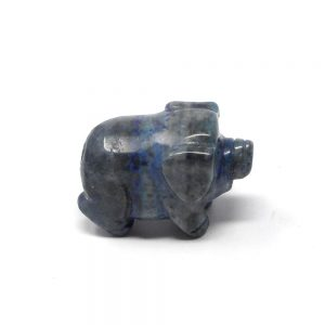 Lapis Lazuli Pig All Specialty Items crystal animal