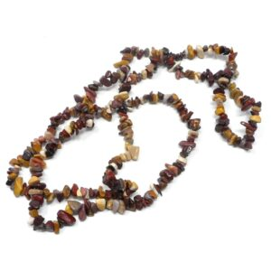 Mookaite Chip Bead Strand All Crystal Jewelry chip bead