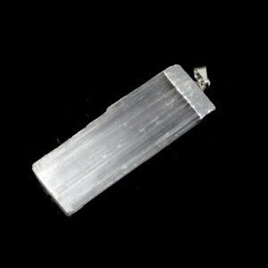 Selenite Blade Pendant All Crystal Jewelry pendant