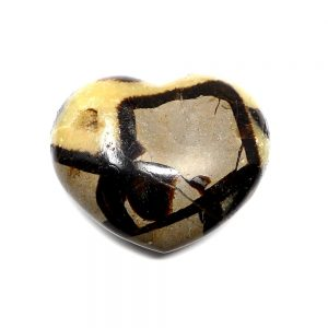 Septarian Heart All Polished Crystals crystal heart
