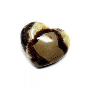 Septarian Heart New arrivals crystal heart