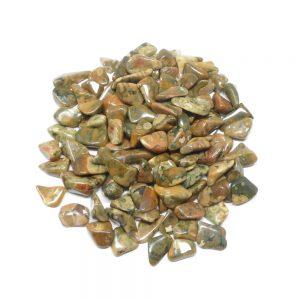 Rhyolite Tumbled 8oz All Tumbled Stones rhyolite