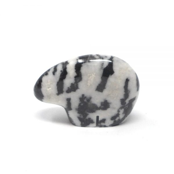 Zebra Jasper (Zebra Marble) Bear All Specialty Items bear