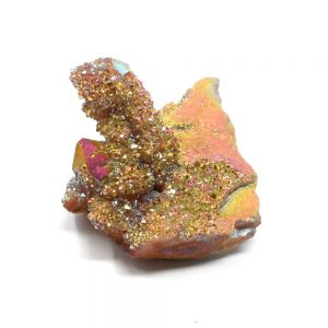 Citrus Blossom Aura Spirit Quartz All Specialty Items aura quartz