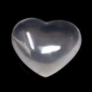 Girasol Heart All Polished Crystals crystal heart