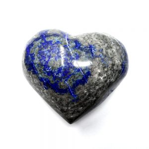 Lapis Heart All Polished Crystals crystal heart