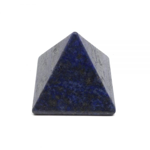 Lapis Pyramid All Polished Crystals crystal pyramid