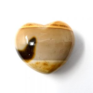 Mookaite Puffy Heart New arrivals crystal heart