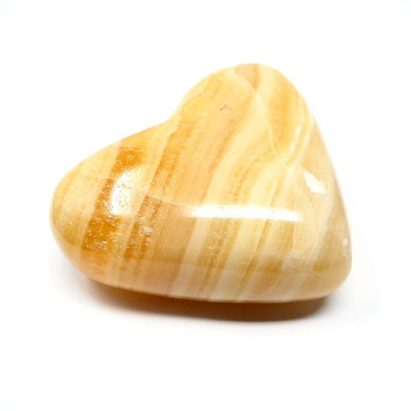 Onyx Heart All Polished Crystals crystal heart