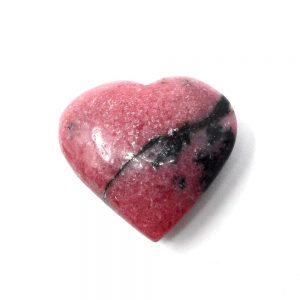 Rhodonite Heart New arrivals crystal heart