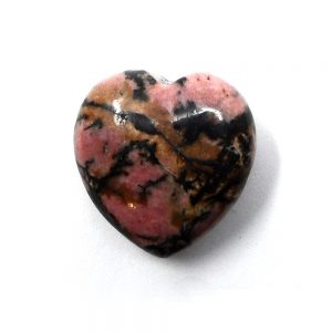 Rhodonite Heart New arrivals crystal heart