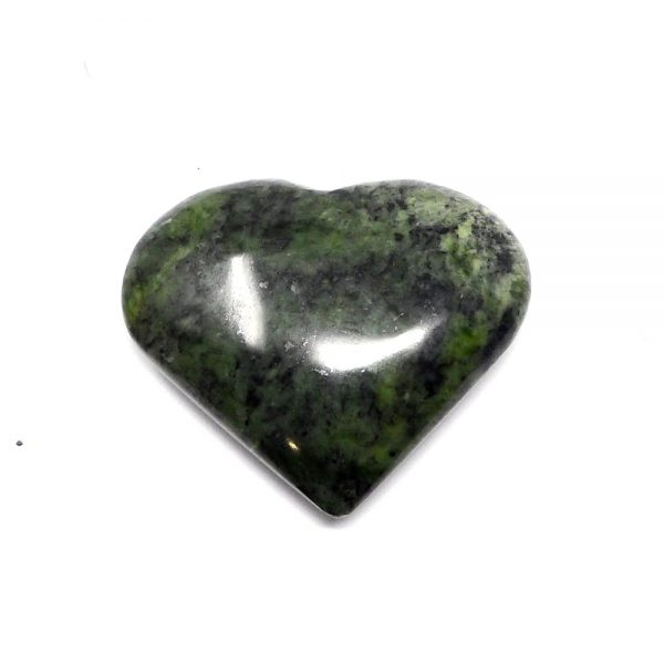 Serpentine Crystal Heart All Polished Crystals crystal heart