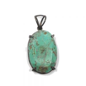 Turquoise Pendant All Crystal Jewelry crystal energy work turquoise