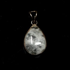 Aquamarine Pendant All Crystal Jewelry aquamarine