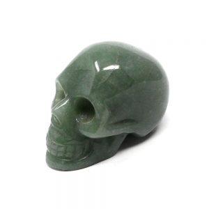 Green Aventurine Skull All Polished Crystals aventurine