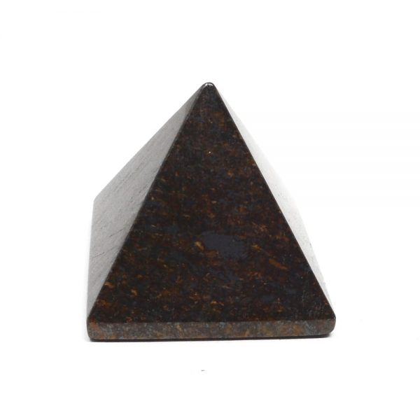 Bronzite Pyramid All Polished Crystals bronzite