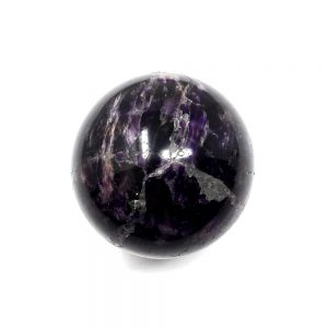 Amethyst Sphere XQ 40mm All Polished Crystals amethyst