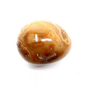 Carnelian Egg All Polished Crystals agate egg