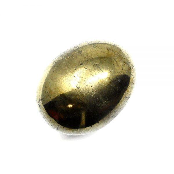 Chalcopyrite Egg All Polished Crystals chalcopyrite