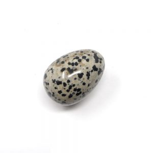 Dalmatian Jasper Egg All Polished Crystals crystal egg