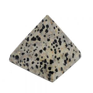 Dalmatian Jasper Pyramid All Polished Crystals crystal pyramid