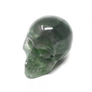 Fluorite Skull New arrivals crystal skull