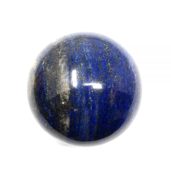 Lapis Sphere 55mm All Polished Crystals crystal sphere