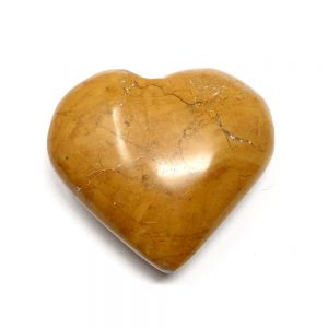 Limonite Heart All Polished Crystals crystal heart