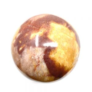 Mango Quartz (Golden Azeztulite) Sphere 90mm All Polished Crystals crystal sphere