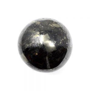 Psilomelane Sphere 42.5mm All Polished Crystals crystal sphere