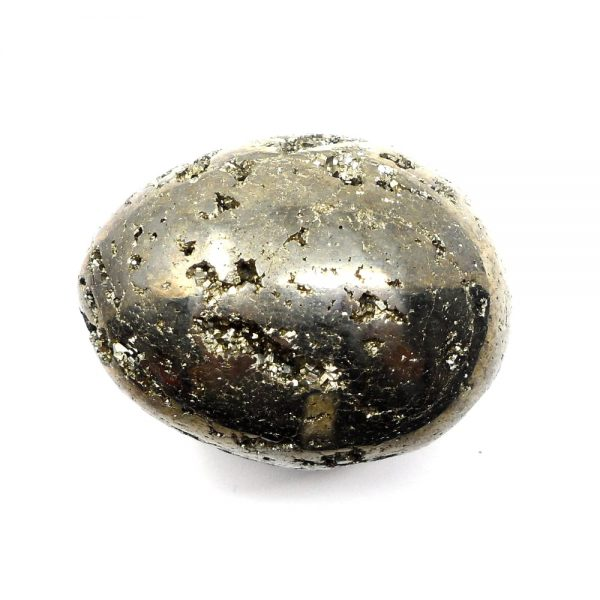 Pyrite Egg All Polished Crystals crystal egg