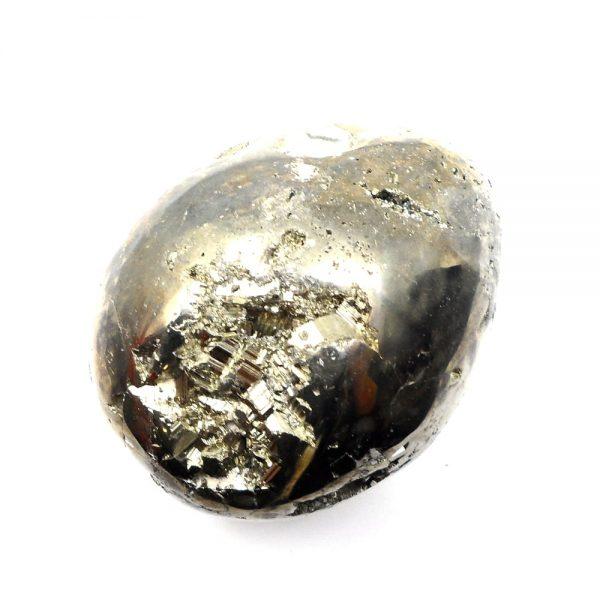 Pyrite Egg All Polished Crystals crystal egg