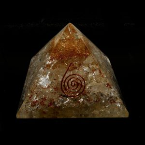 Clear Quartz Orgonite Pyramid Accessories clear quartz